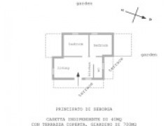 Detached House with Garden, Storage and Olive Grove - 1