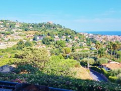 Villa Vista Mare in Prima Collina di Bordighera - 8