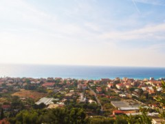 Villa Vista Mare in Prima Collina di Bordighera - 3