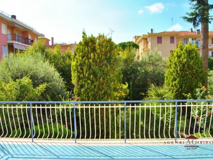 Two Bedroom Apartment with Large Terrace and Garage